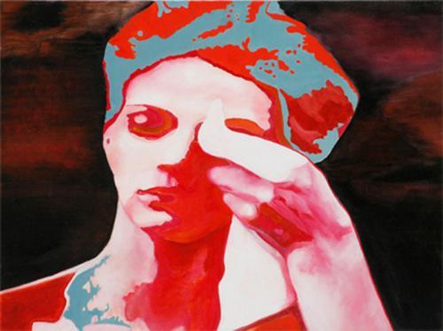 Tear2008oil-on-canvas-45x60