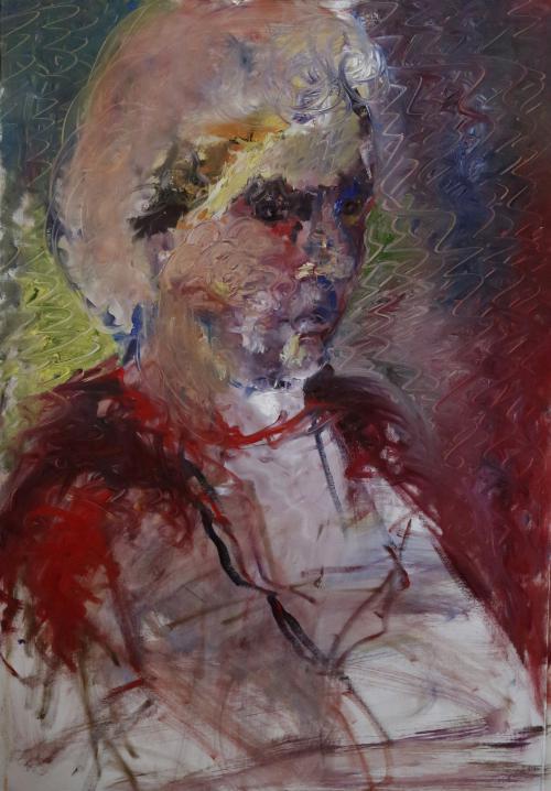 Portrait-2017-oil-on-canvas-82X57