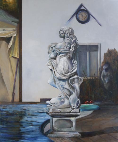 Pool-2-2015-oil-on-canvas-150x100